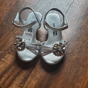 Other - Baby girl heeled sandals